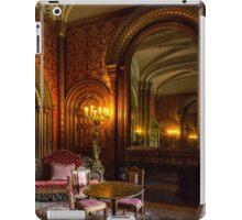 Penrhyn castle- Room4 iPad Case/Skin