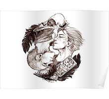 Ronan and Adam  Poster