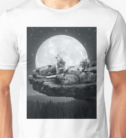 Echoes of a Lullaby Unisex T-Shirt