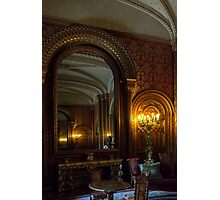Penrhyn castle- Room 5 Photographic Print