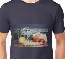 Pasta con Pomodoro Unisex T-Shirt