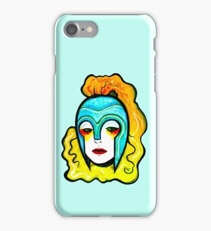 Athena, Wise and Mighty iPhone Case/Skin