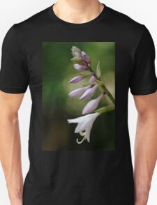 Hosta Flower Unisex T-Shirt