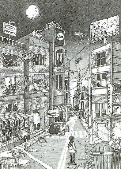 Apocalypse by Diana Hlevnjak