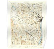 New York NY Albany 139149 1927 62500 Poster