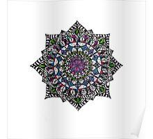 Mandala #3 Poster