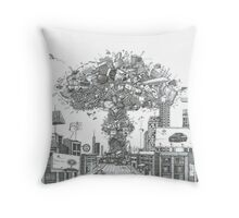 Pick Relaxation Throw Pillow