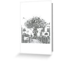 Pick Relaxation Greeting Card