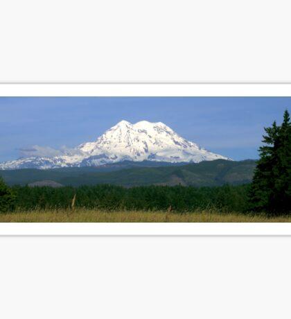 West Mt Rainier Sticker