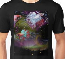 Japanese Fighting SKY Fish Unisex T-Shirt