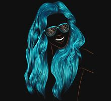 Neon Hair Unisex T-Shirt
