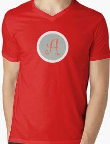 A simple Mens V-Neck T-Shirt