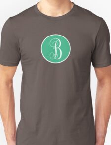 B Polks dot Unisex T-Shirt