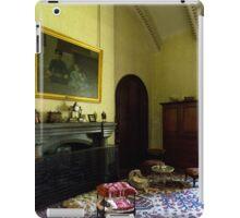 Penrhyn castle-Room14 iPad Case/Skin