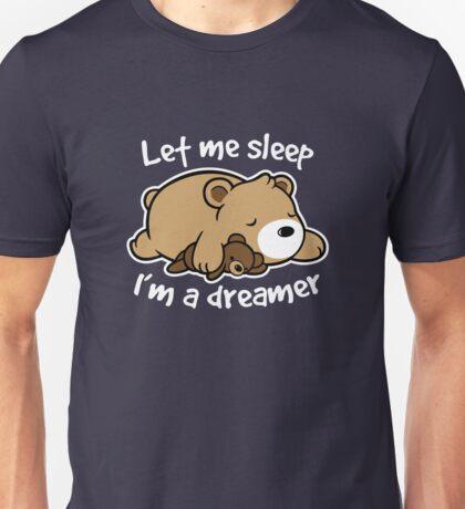 Dreamer bear Unisex T-Shirt