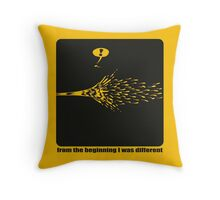 I`m different Throw Pillow