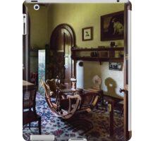 Penrhyn castle -Room15 iPad Case/Skin