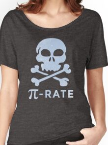 PI DAY Humor Pi-Rate Women's Relaxed Fit T-Shirt