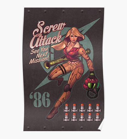 Varia Bombshell Poster