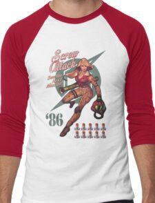 Varia Bombshell Men's Baseball ¾ T-Shirt