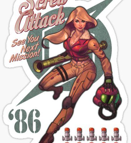 Varia Bombshell Sticker