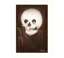 Necessity - Dr Hooper Art Print