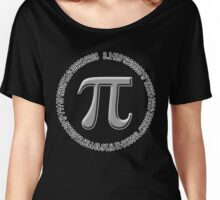 Silver Pi Women's Relaxed Fit T-Shirt