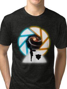 Space Portal Tri-blend T-Shirt