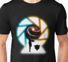 Space Portal Unisex T-Shirt