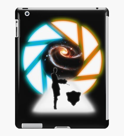 Space Portal iPad Case/Skin
