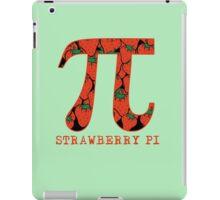 Strawberry Pi iPad Case/Skin