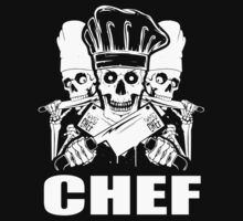 chef T-shirt , chef dad, chef funny, chef baby, chefs rock, chef penguin, chef pirate, chef ninja,, funny, humor, chef, cooking,hef, cooking, cook,  by tommyendy