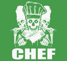chef T-shirt , work, badass job title, worker, cool, fun, gift idea,Cook, cooking, cookie, cookies, by tommyendy