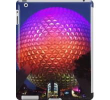 Epcot Spaceship Earth iPad Case/Skin