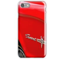 1963 Ford Falcon Sprint iPhone Case/Skin