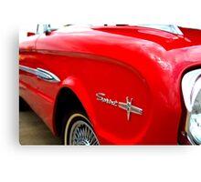 1963 Ford Falcon Sprint Canvas Print