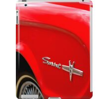 1963 Ford Falcon Sprint iPad Case/Skin