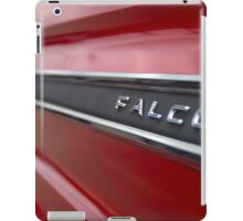 1965 Ford Falcon Name Plate iPad Case/Skin