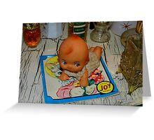 Kewpie Cutie Greeting Card