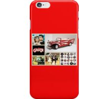 Grease Lightning iPhone Case/Skin