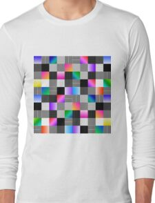 Mondrian Couture Long Sleeve T-Shirt