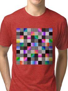 Mondrian Couture Tri-blend T-Shirt