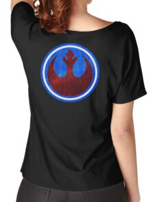 Rebel Alliance Insignia Women's Relaxed Fit T-Shirt