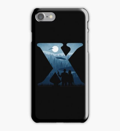 Alien Intervention iPhone Case/Skin