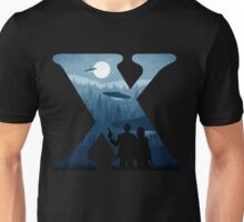 Alien Intervention Unisex T-Shirt