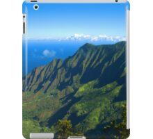 Kalalau Valley iPad Case/Skin