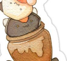 Neko Atsume Cat Tower with Dottie, Socks, and Cocoa Sticker