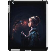 Girl in the Gloom iPad Case/Skin