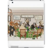 Gentlemens Poker iPad Case/Skin