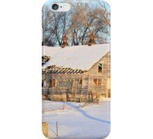 A Hard Life Winter iPhone Case/Skin
